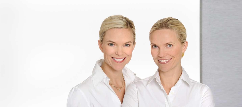 Hautärzte Frau Dr. Patricia und Dr. Alexandra Ogilvie in München